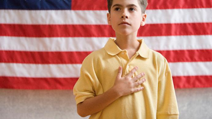 Indiana school outlaws the National Anthem