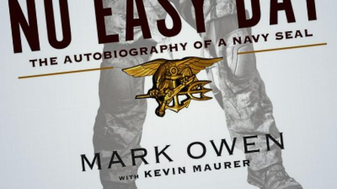 No SEAL of approval: Commando writes unsanctioned book about Bin Laden raid