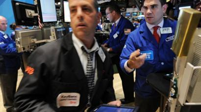 Dow Jones sinks to terrible numbers