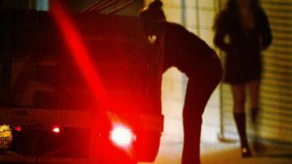 Dear John: US police use public humiliation to fight prostitution