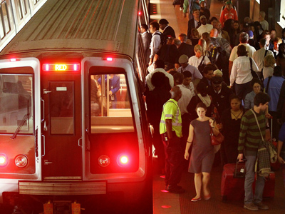 Not-so-Secret Service: Probe launched into data loss blunder on DC Metro