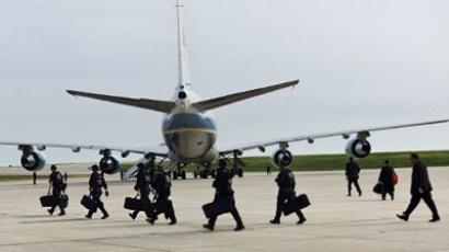Party over: US Secret Service agents sent home over drunken Netherlands incident