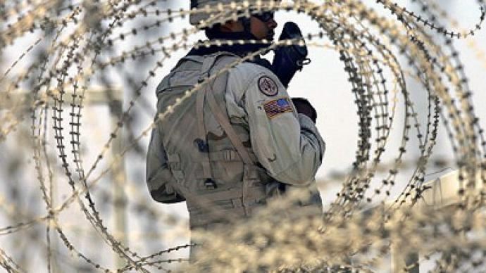 Battlefield US: Americans face arrest as war criminals under Army state law