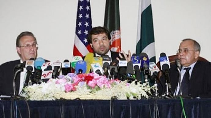 Senators eye Afghan progress, remain suspicious of Pakistan