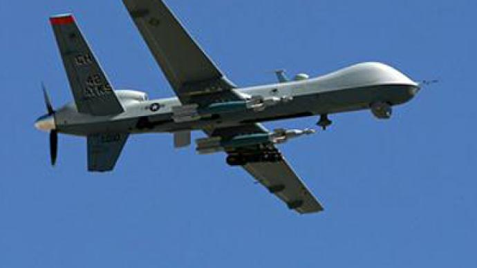 Cyber war on US drones? Another spy craft crash, now in Seychelles