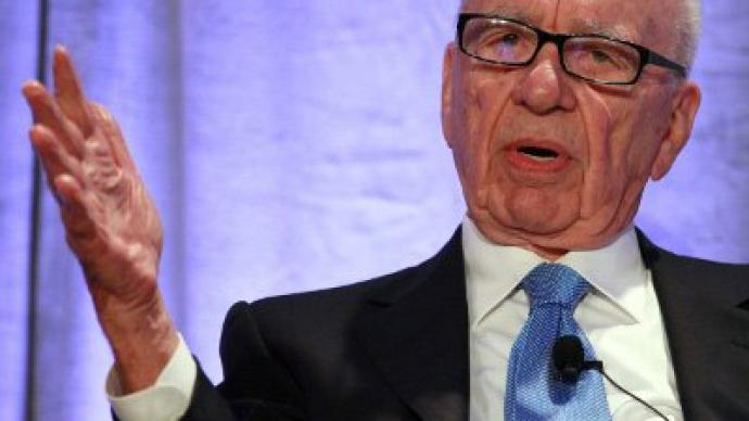 Shareholders to oust Murdoch?