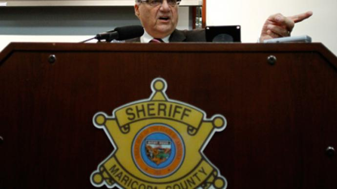 Sheriff Arpaio requests help in investigating Obama's birth certificate