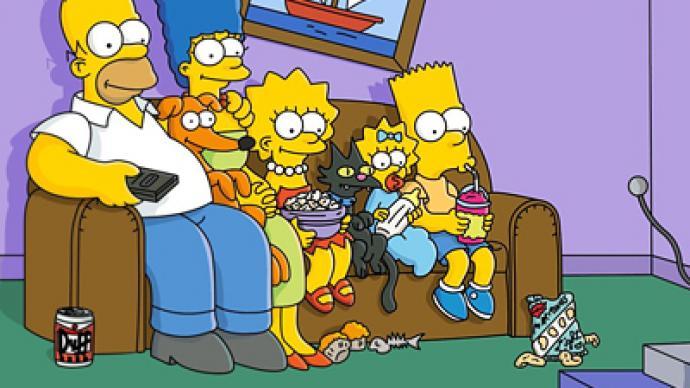 Simpsons nuke jokes banned in Germany, Switzerland, Austria