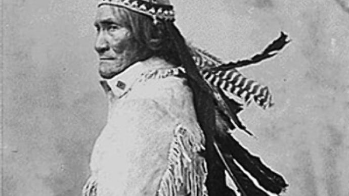 Skull and Bones sued over Indian chief's remains