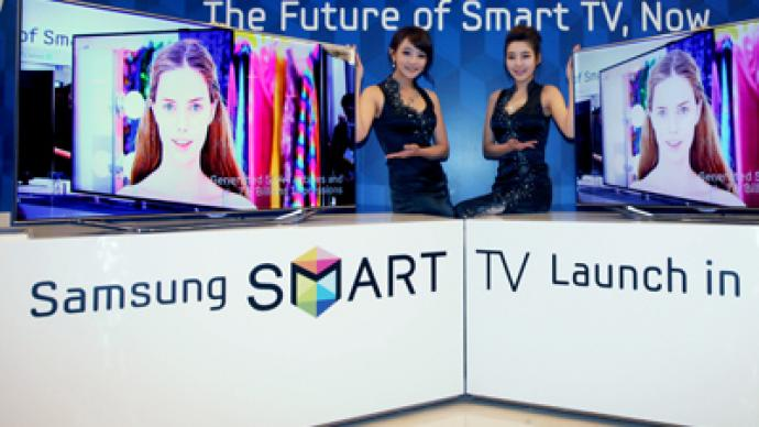 Smart TVs can spy on their owners