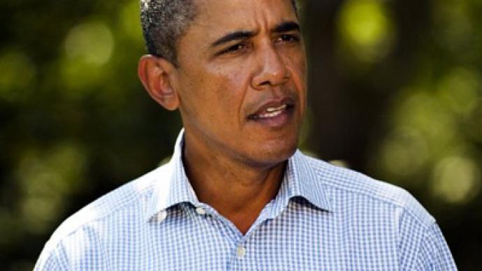 Obama's solar panel plant gets raided by FBI