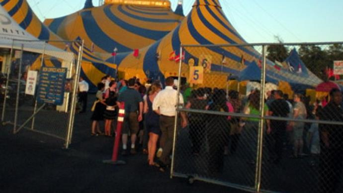 Border agents accused of performing oral sex in circus