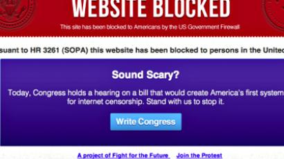 Reddit to shut-down over SOPA