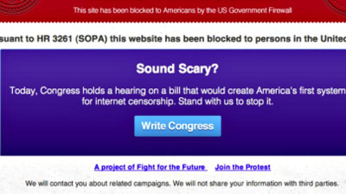 Angry geeks fire back at SOPA supporters