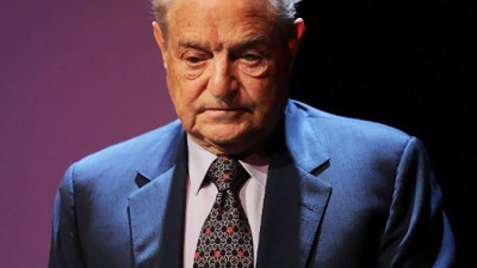 Obama forces Soros to return money