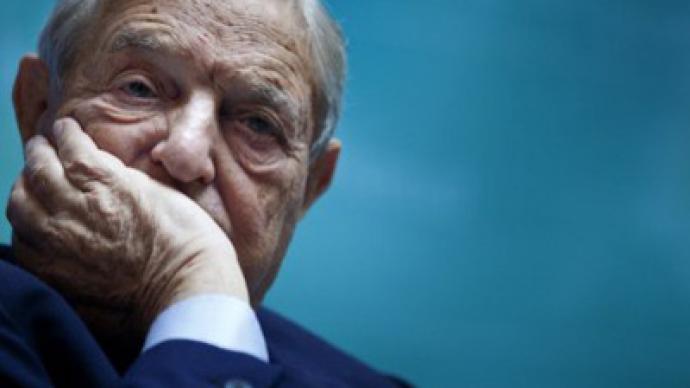 Is George Soros behind Occupy Wall Street?