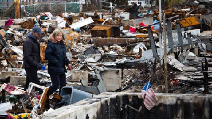 After deadly tornadoes devastate American South, Northeast braces for enormous snowstorm