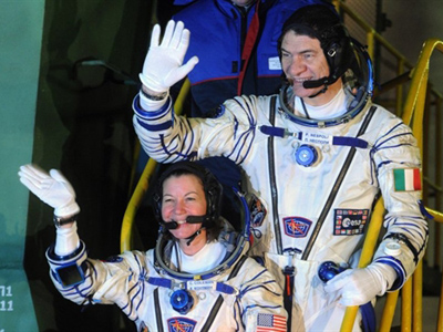 Communication restored with ISS, Soyuz