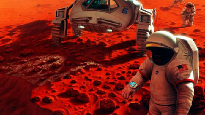 Billionaire space entrepreneur wants vegetarian-only colony on Mars