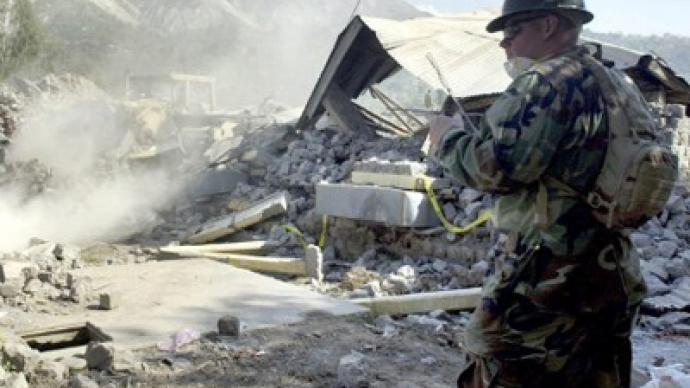Spies instead of help - CIA sent operatives into Pakistan after a deadly Kashmir quake