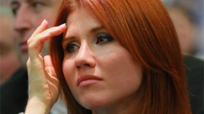 Did Russia's sexy spy, Anna Chapman, seduce an Obama official?