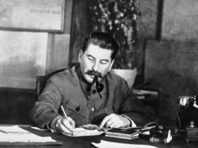 Stalin: feared and revered