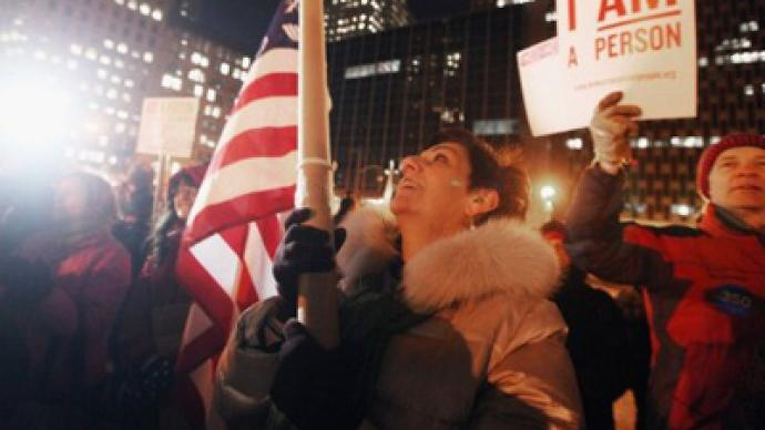 Anonymous claims Stratfor spied on OWS