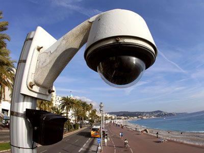 'Surveillance gives false sense of security both to public and police'