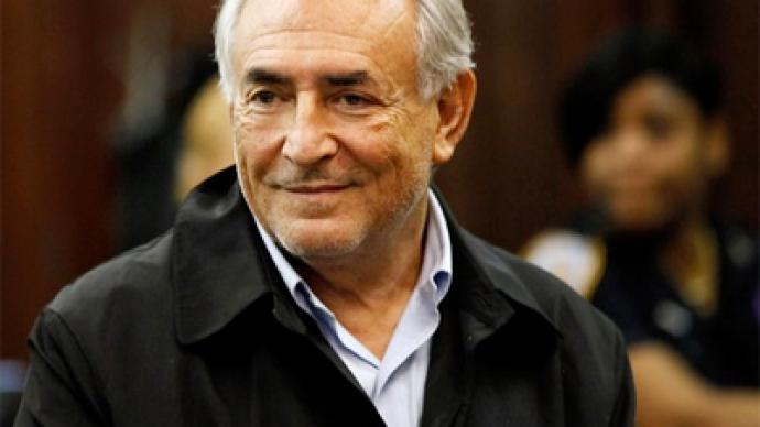 Strauss-Kahn's accuser may have AIDS