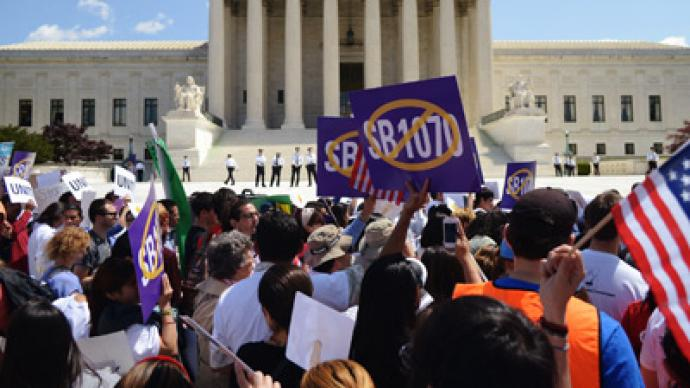 Show-stopper: Supreme Court upholds controversial AZ immigration law
