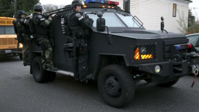 SWAT cops to ask for IDs from everyone in Arkansas town