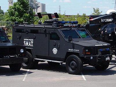 Texas SWAT team destroys organic farm during raid