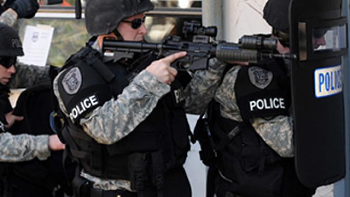 SWATting hits North America