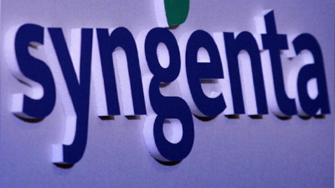 Monsanto competitor Sygenta forced to pay  $105 million for contaminating US water supply