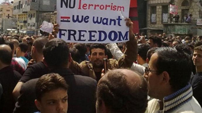 Will Syria be the next Libya?