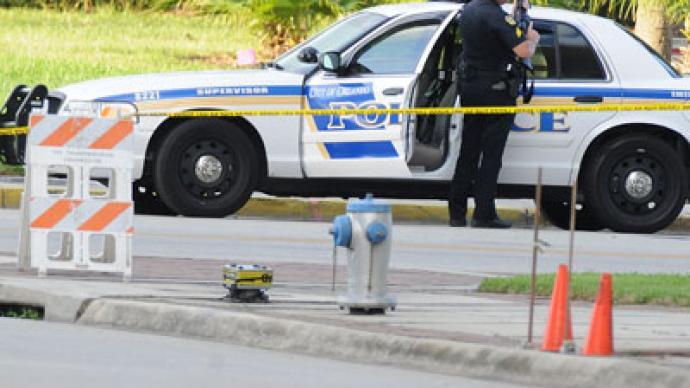 Tarantino sues Florida police over strip search