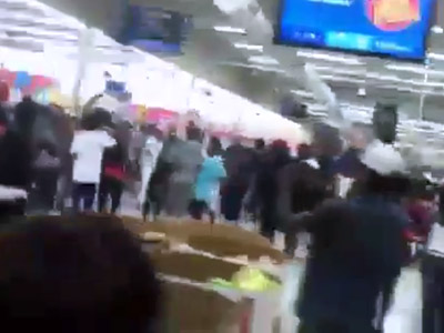Black Friday: The disasters, dramas and near-deadly debacles (PHOTOS, VIDEO)