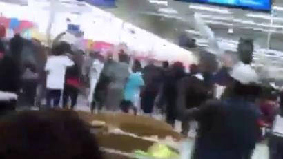Black Friday: The disasters, dramas and near-deadly debacles (VIDEO)