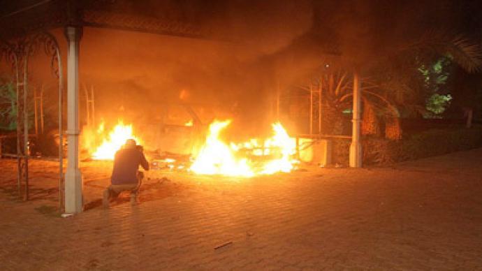 FBI questions Tunisian man over Benghazi consulate attack
