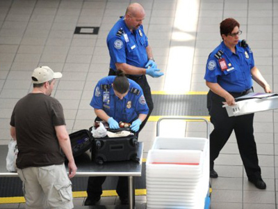 Texas bill will criminalize TSA searches