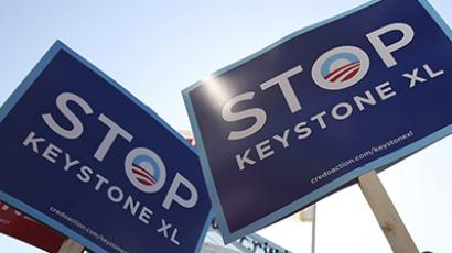 EPA head resigns to protest Obama's support of Keystone XL?