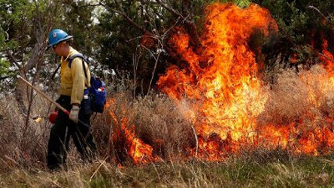 Perry's budget cuts worsen disastorous wildfires