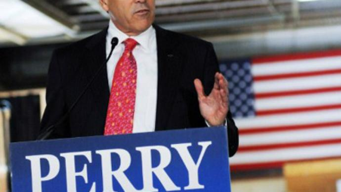Rick Perry's America 2012