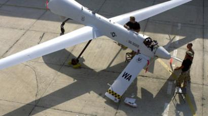 CIA sued over targeted-kill drone strikes