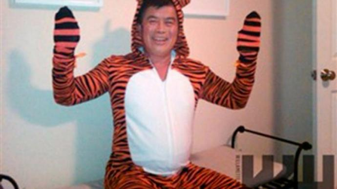 Tiger suit congressman in sex scandal with donor's daughter