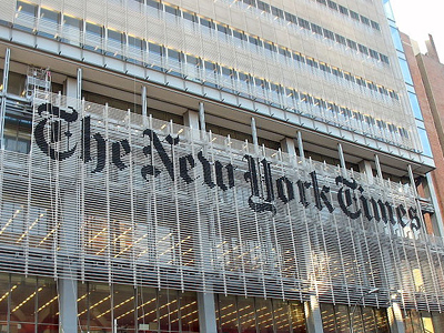 NYT Revolt Wages On: Reporter attacks publisher in corporate email
