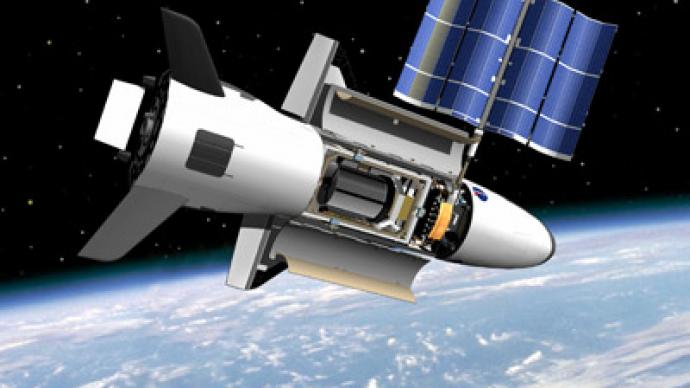 Pentagon finishing top-secret space mission of mysterious X-37B