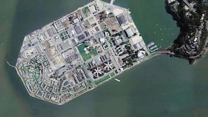 'Treasure' island? Radioactivity reported on San Francisco isle