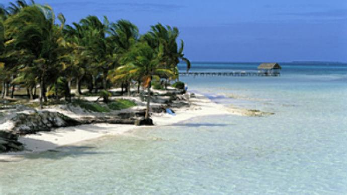Tropical Cuba comes in from the cold