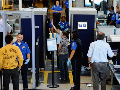 TSA agent: 'We laugh at your nude images, dear passengers'